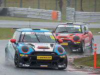 #116 David ROBINSON MINI JCW  during MINI Challenge – JCW  as part of the British GT and BRDC British F3 Championship at Oulton Park, Little Budworth, Cheshire, United Kingdom. April 02 2018. World Copyright Peter Taylor/PSP.