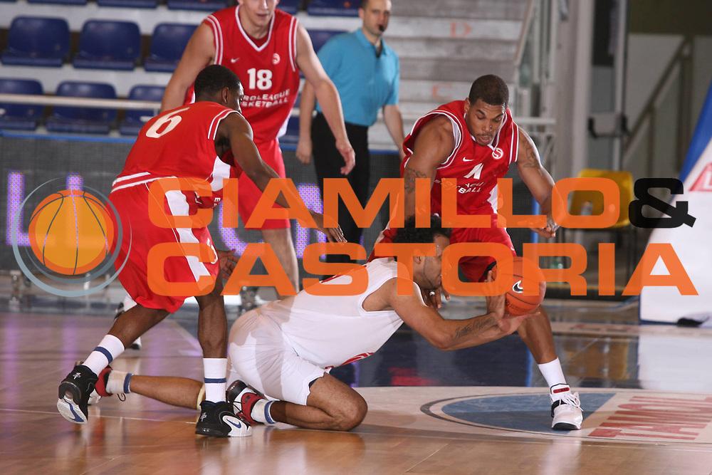 DESCRIZIONE : Jesolo Eurolega Euroleague 2007-08 Uleb Summer League USL CBA Team USL Euroleague Basketball Team<br /> GIOCATORE : Nino Garris<br /> SQUADRA : USL CBA Team<br /> EVENTO : Jesolo Eurolega Euroleague 2007-08 Uleb Summer League<br /> GARA : USL CBA Team USL Euroleague Basketball Team <br /> DATA : 28/06/2007 <br /> CATEGORIA : Passaggio<br /> SPORT : Pallacanestro <br /> AUTORE : Agenzia Ciamillo-Castoria/G.Ciamillo<br /> Galleria : Eurolega 2007-2008 <br /> Fotonotizia : Jesolo Eurolega Euroleague 2007-08 Euroleague Uleb Summer League USL CBA Team USL Euroleague Basketball Team<br /> Predefinita :
