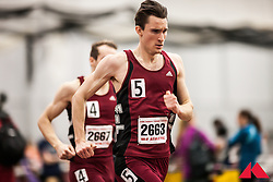 Boston University Scarlet and White Indoor Track & Field: MIT