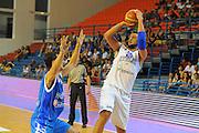 CIPRO 05 AGOSTO 2011<br /> BASKET FIP<br /> NAZIONALE ITALIANA PALLACANESTRO<br /> ITALIA GRECIA<br /> NELLA FOTO BELLINELLI<br /> FOTO CIAMILLO