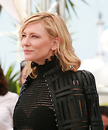 Carol film photo call at Cannes Film Festival