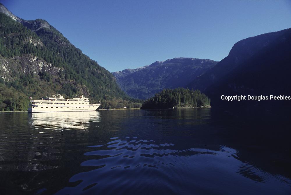 Princess Louisa Inlet, British Columbia, Canada<br />