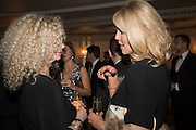 SOPHIE VEATS; HANNAH WALKER, Cartier 25th Racing Awards, the Dorchester. Park Lane, London. 10 November 2015