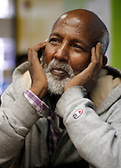 Kevin Bartram | Staff<br /> Mentors for the homeless, and homeless members of Community Central's new Homeless Advocacy Group program are met for the first time at a barbecue on Thursday in New Britain.