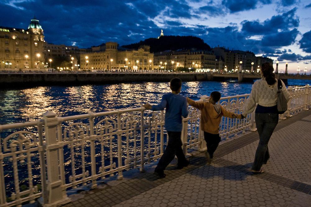 San Sebastián. Guipúzcoa, Spain.