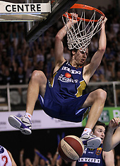 Auckland- Basketball - ANBL 2012-13, Round 15, Breakers v Hawks