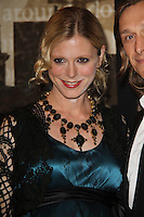 Emilia Fox Specsavers Crime Thriller Awards, Grosvenor House Hotel, Park Lane, London, UK, 08 October 2010: For piQtured Sales contact: Ian@Piqtured.com +44(0)791 626 2580 (picture by Richard Goldschmidt)