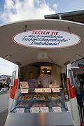 List harbour. Gosch Fischbro?tchen (fish sandwiches).