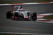 April 15-17, 2016: Chinese Grand Prix, Shanghai, Romain Grosjean (FRA), Haas