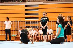 Gimko competition at Artistic Gymnastics FIG World Challenge Koper 2019, on June 1,  2019 in Arena Bonifika, Koper, Slovenia. Photo by Matic Klansek Velej/ Sportida