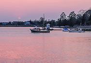 Boat, Flanders, New York