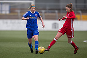 - Forfar Farmington v Aberdeen in the Scottish Womens' Premier League Cup round one at Station Park, Forfar<br /> <br />  - &copy; David Young - www.davidyoungphoto.co.uk - email: davidyoungphoto@gmail.com