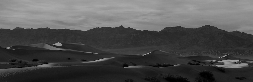 Mesquite Flat Sand Dunes at Death Valley National Park.<br /> (Photo by Ringo Chiu/PHOTOFORMULA.com)<br /> <br /> Usage Notes: This content is intended for editorial use only. For other uses, additional clearances may be required.