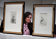 111919 Queen Letizia attends the Opening of  Goya. Drawings. Only my Strength of Will Remains'