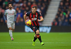 BOURNEMOUTH, ENGLAND - Saturday, December 8, 2018: AFC Bournemouth's Ryan Fraser during the FA Premier League match between AFC Bournemouth and Liverpool FC at the Vitality Stadium. (Pic by David Rawcliffe/Propaganda)