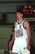 Auckland basketball player Kenny Stone, 12 August, 2000. Photo: PHOTOSPORT