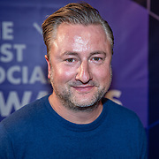 NLD/Amsterdam/20190613 - Inloop uitreiking De Beste Social Awards 2019, Dennis Weening