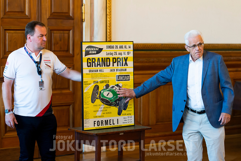 Copenhagen Historic Grand Prix 2018 - Bellahøj