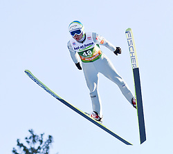 03.01.2012, Olympiaschanze/ Bergisel Stadion, AUT, 60. Vierschanzentournee, FIS Weltcup, Qualifikation, Ski Springen, im Bild Jernej Damjan (SLO) // Jernej Damjan of Slovenia  during qualification at the 60th Four-Hills-Tournament of FIS World Cup Ski Jumping at Olympiaschanze / Bergisel Stadion, Austria on 2012/01/03. EXPA Pictures © 2012, PhotoCredit: EXPA/ P.Rinderer