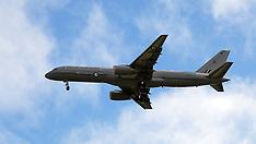 Auckland-RNZAF Boeing 757 lands safely after emergency alert