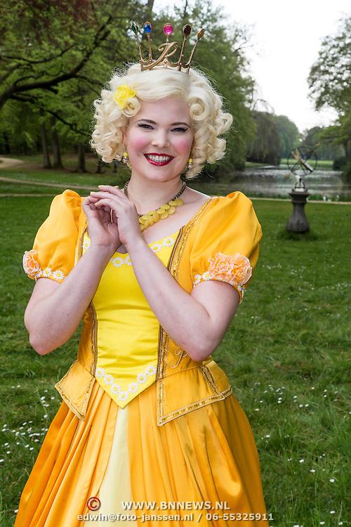 NLD/Baarn/20140423 - Perspresentatie Prinsessia, cast, Sylvia Boone