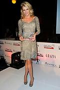 Uitreiking Grazia Red Carpet Awards in the Grand, Amsterdam.<br /> <br /> Op de foto:   Liza Sips met haar Red Carpet Style Goddess Award Liza Sips met haar Red Carpet Style Goddess Award