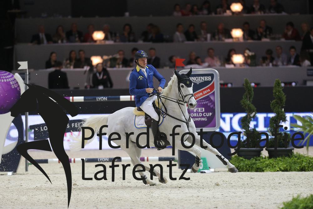 Ahlmann, Christian, Aragon Z<br /> Lyon - Weltcup Finale<br /> Finale II<br /> © www.sportfotos-lafrentz.de/Stefan Lafrentz