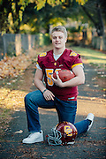 Central Catholic High School Senior Portrait class of 2016