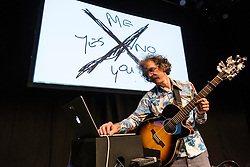 Artist, musician and Turner Prize-winner Martin Creed presents a nonconformist evening of words, music and more at  the 2017 Edinburgh International Festival.