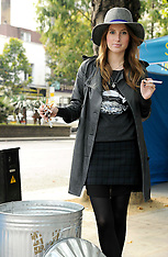 SEP 30 2013 Rosie Fortescuse - Cigarette Amnesty