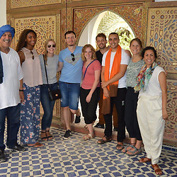 Study Abroad in Tangier, Morocco 08/07/17