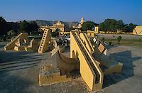 Inde. Rajasthan. Jaipur. Observatoir. Janta Mantar. // India. Rajasthan. Jaipur. Janta Mantar Observatory.