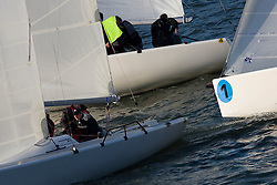© Sander van der Borch. Rotterdam, 18 October 2008. Dutch Club championships team sailing (18 / 19 October 2008)