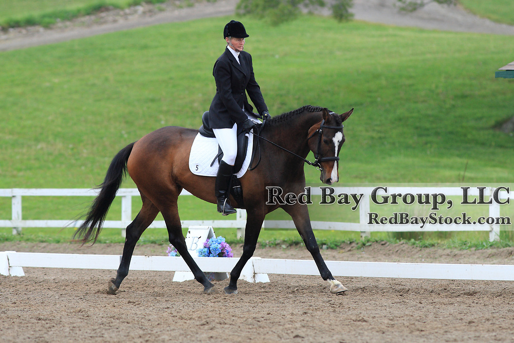 Pauline Woodall and Lillian at the 2010 Equivents Spring Classic in Milton, Ontario.