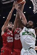 Randolph Levi<br /> EA7 Emporio Armani Olimpia Milano - Sidigas Avellino<br /> LegaBasket 2016/2017<br /> Milano 09/10/2016<br /> Foto Ciamillo-Castoria