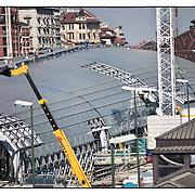 Stazione Porta Susa, Torino. 20 ottobre 2011