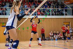 18-03-2017 NED:  Finale NOJK B finalisten, Doetinchem<br /> De B-teams waren de finaledag actief in Doetinchem, waar zij in het Topsportcentrum sportief zullen uitvechten wie zich het komende jaar Nederlands kampioen mag gaan noemen / Sneek