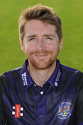 Gloucestershire, Tom Smith - Photo mandatory by-line: Dougie Allward/JMP - 07966 386802 - 10/04/2015 - SPORT - CRICKET - Bristol, England - Bristol County Ground - Gloucestershire County Cricket Club Photocall.