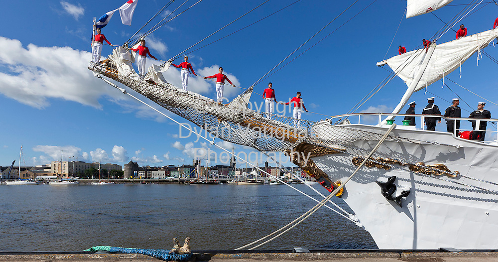 July 2011.Tall Ships Race Waterford 2011...Picture Dylan Vaughan.