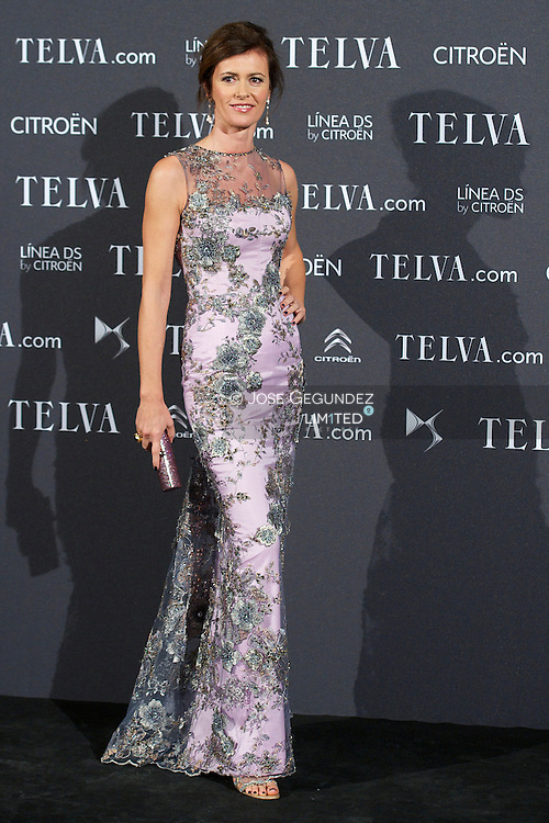 Nuria March attends Telva Awards 2012 at Hotel Palace on November 6, 2012 in Madrid, Spain