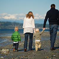 Taylor Family ~ Discovery Park