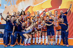 01-10-2017 AZE: Final CEV European Volleyball Nederland - Servie, Baku