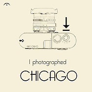 I photograph... Chicago