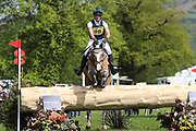 Sam Watson (IRE) on Tullabeg Flamenco during the International Horse Trials at Chatsworth, Bakewell, United Kingdom on 13 May 2018. Picture by George Franks.