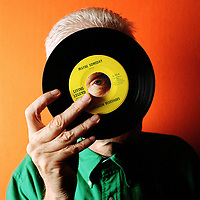 Kim Fowley, Kim Vincent Fowley, American record producer, singer manager and musician<br /> 06 September 2006<br /> <br /> Photograph by Mark Berry/Writer Pictures<br /> <br /> WORLD RIGHTS