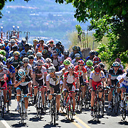 Sierra Road section of the fourth stage of the amgen tour of california bike race.