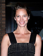 Christy Turlington attends the 23rd Annual Glamour Magazine Women of the Year Awards at Carnegie Hall in New York City, New York on November 11, 2013.
