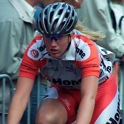 Ladies Tour 2003<br />Marjon Spijkerman