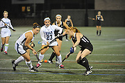 Stevenson women's field hockey advances to the next round of the ECAC's with their 4-0 shut out over Kean Wednesday night at Mustang Stadium in Owings Mills.