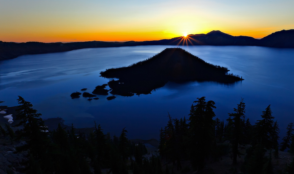 Crater Lake 7-01 AM